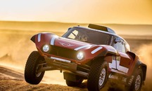 MINI John Cooper Works Buggy e Rally alla Dakar 2018 10
