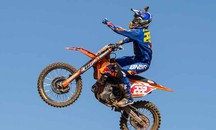Tony Cairoli, il super campio del Motocross al Memorial Bettega