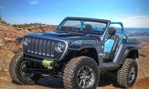 Jeep 4SPEED Concept - Moab Easter Jeep Safari
