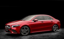 Mercedes Classe A L Sedan, arriva la berlina