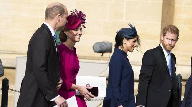 bf56f381390d Kate Middleton e Meghan Markle