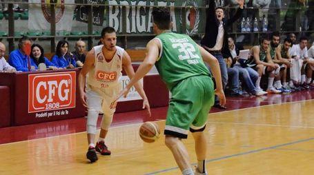 Basket CFG LIVORNO vs SIENA