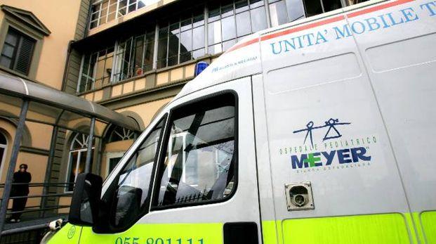 Ospedale pediatrico Meyer (Ansa)