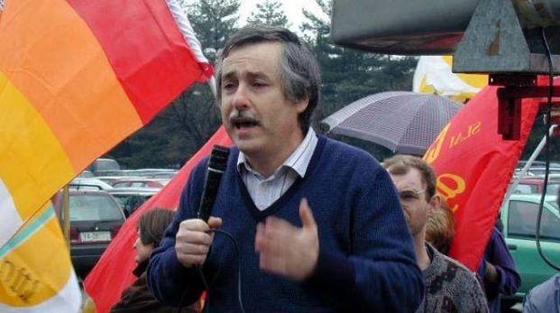 Il sindacalista Carlo Pariani