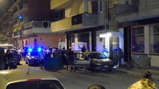 Roberto Tizi, 35 anni, ucciso sotto casa
