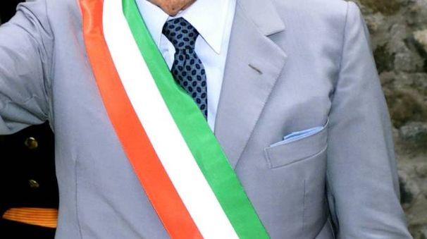 Fascia tricolore da sindaco