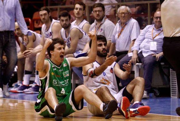 Il match contro Agropoli (Foto Lazzeroni)