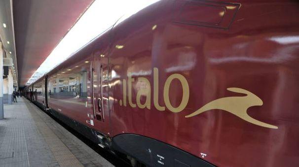 Un treno Italo