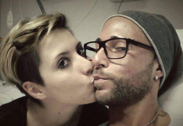 Un bacio in ospedale