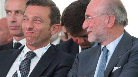 Andrea Dell'Orto e Gianfelice Rocca