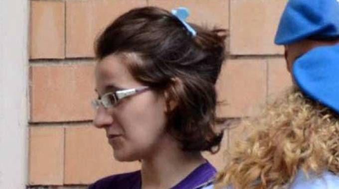 Katia Reginella, madre del piccolo Jason (Foto Labolognese)