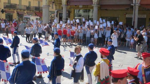 Faenza, Palio del Niballo 2015