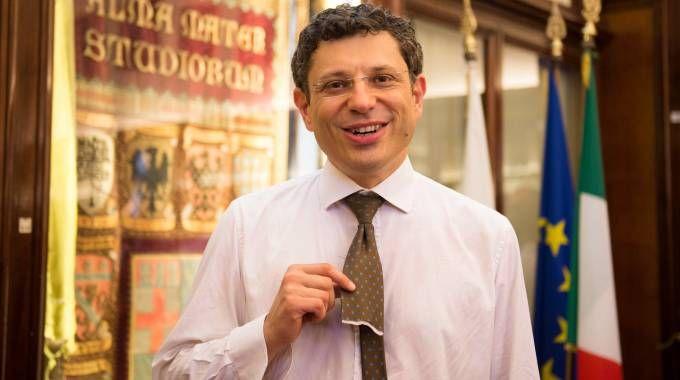 Il nuovo Rettore Francesco Ubertini