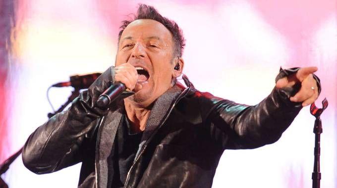 Bruce Springsteen (Foto Olycom)