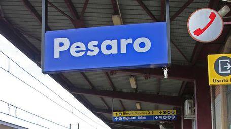 La stazione di Pesaro (Fotoprint)