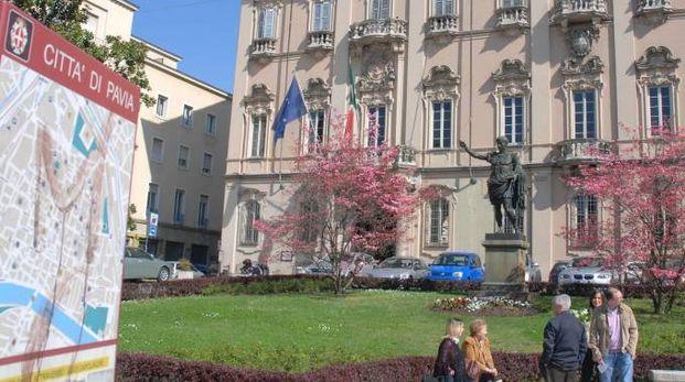 Il Comune di Pavia (Torres)