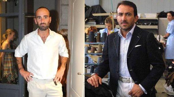Emiliano Rinaldi e Alessandro Cantarelli