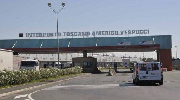 L'interporto Vespucci