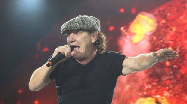 Il concerto degli AC/DC