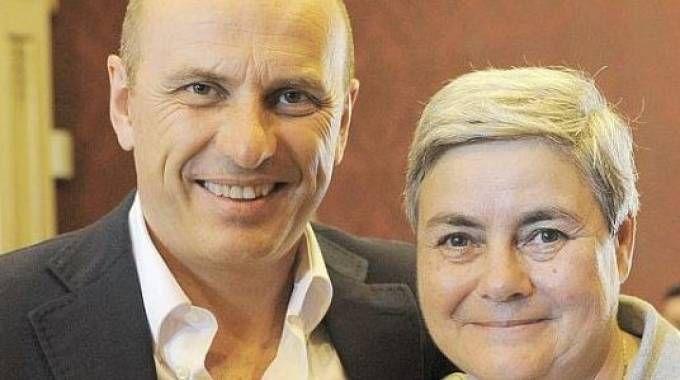 Sandro Teloni e Maria Francesca Tardella