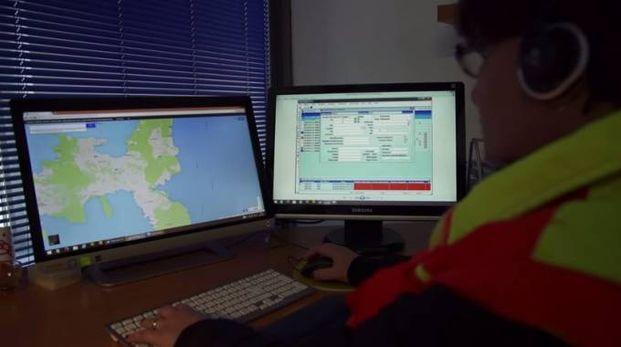 Un frame dello spot video realizzato per spiegare come funziona l'app 'Io SocCorro'