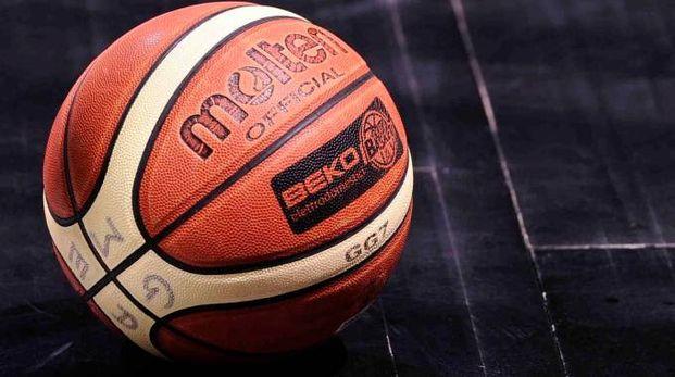 Un pallone da basket (Foto Ciamillo)