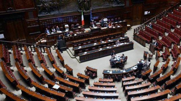 Elezione presidenti di camera e senato chi sono i for Aula di montecitorio