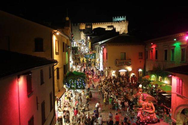 La meraviglia di The Magic Castle a Gradara fino a mercoledì 12 agosto