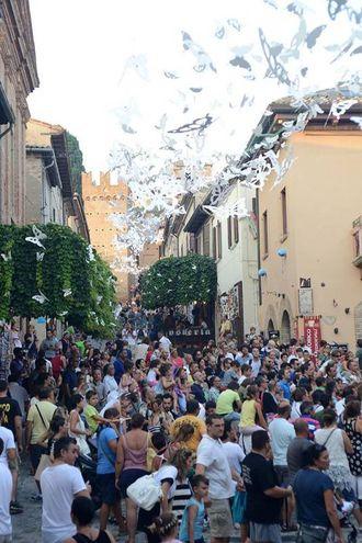 La meraviglia di The Magic Castle a Gradara fino a mercoledì 12 agosto.