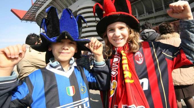 Derby a Milano