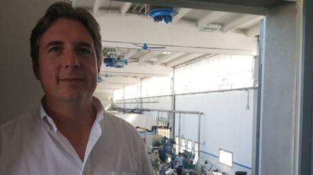 Alberto Scoccianti, presidente della Citieffe