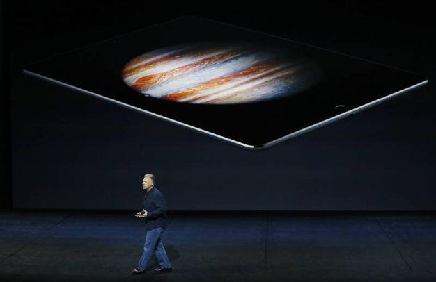 Il nuovo iPad Pro (AFP)