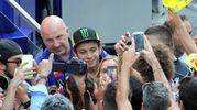 Valentino Rossi (foto Bove / Petrangeli)