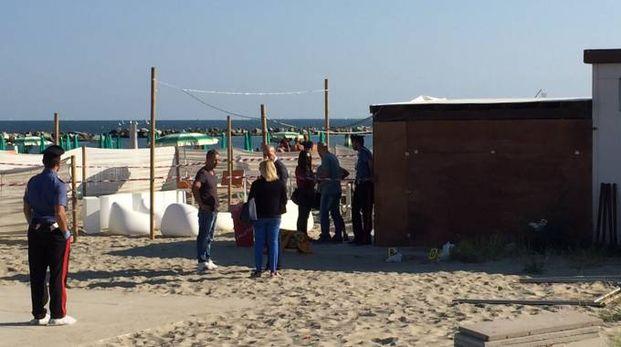 Omicidio in uno stabilimento balneare a Casal Borsetti