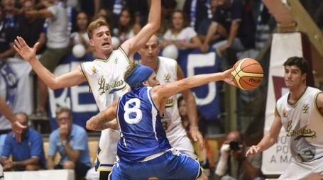 Basket Libertas LIVORNO - Pallacanestro LIVORNO
