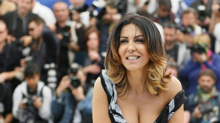 Italian actress Sabrina Ferilli poses during the photocall for 'La Grande Bellezza' (The Great Beauty) at the 66th annual Cannes Film Festival in Cannes, France, 21 May 2013. ANSA/IAN LANGSDON