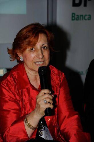 Ombretta Sarassi (Foto Artioli)