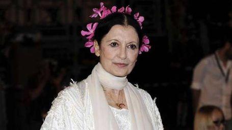 Carla Fracci torna in scena a Mosca (foto Ansa)