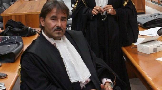 L'avvocato Marco Corini