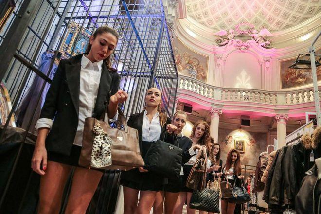 Moda, sfilata anti contraffazione: la Toscana la più a