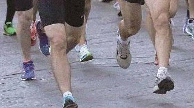 Una corsa