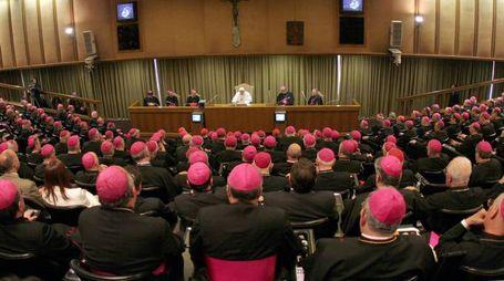 Sinodo dei vescovi (Lapresse)