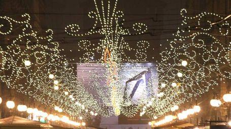 Luminarie di Natale