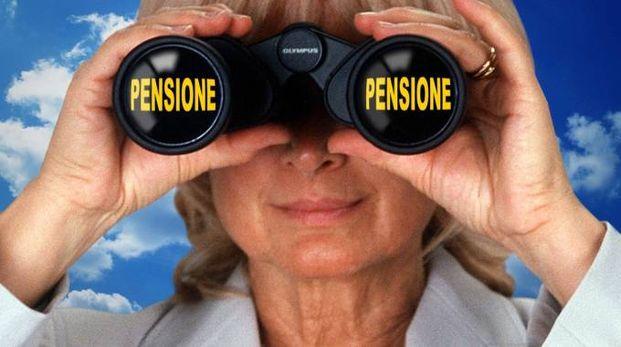 Pensioni, foto generica