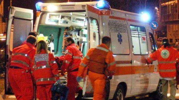 Un'ambulanza (Torres)