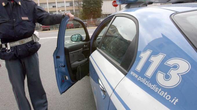 La polizia di Monza