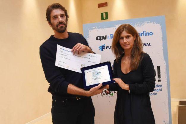 Giulio Filippo Giunti ha vinto il premio Cavallo Magazine (foto Schicchi)