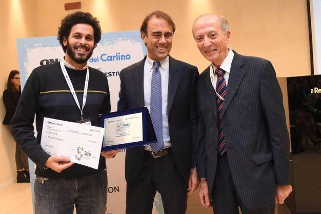 Secondo premio a Massimo Alì Mohammad (foto Schicchi)