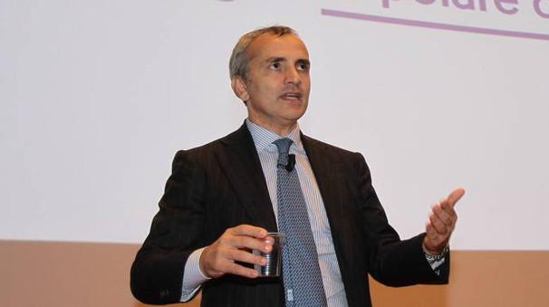 Il direttore generale della BpVi Francesco Iorio