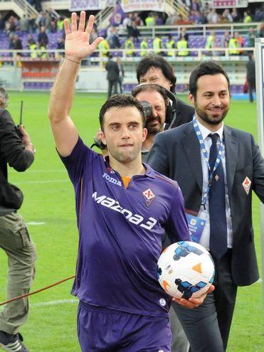 20 ottobre 2013, la Fiorentina rimonta e trionfa sulla Juve: 4-2 (Foto Germogli)